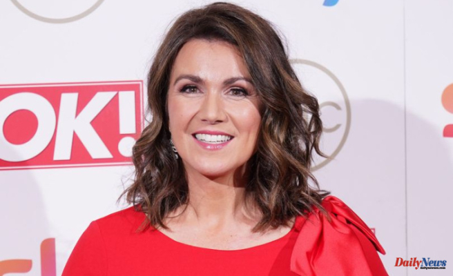 Good Morning Britain's Susanna Reed: Age, net worth, and how she became one the most prominent faces on British daytime television