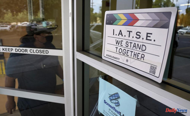 Hollywood's behind the scenes crew votes to authorize strikes