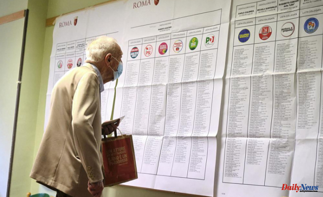 Italians vote to elect mayors for Rome, Milan and other key cities