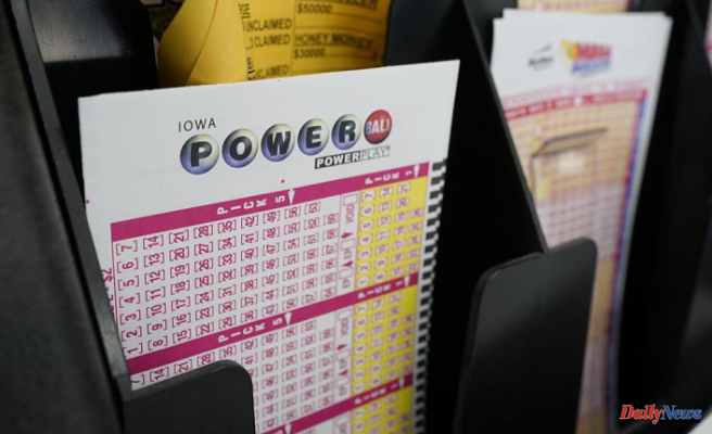 No winner: The largest Powerball jackpot in months is larger
