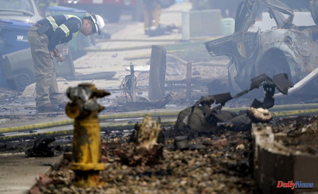 Pilot instructed to climb in case of a San Diego suburb plane crash