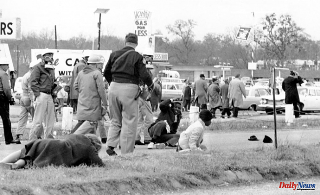 Project to identify voting rights marchers from 'Bloody Sunday'