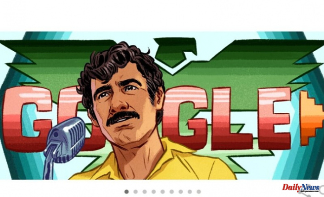 Rodolfo Gonzales - Featured on Friday's Google Doodle