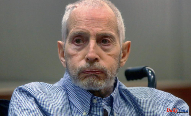 Source: DA seeks to indict Robert Durst over the death of his ex-wife