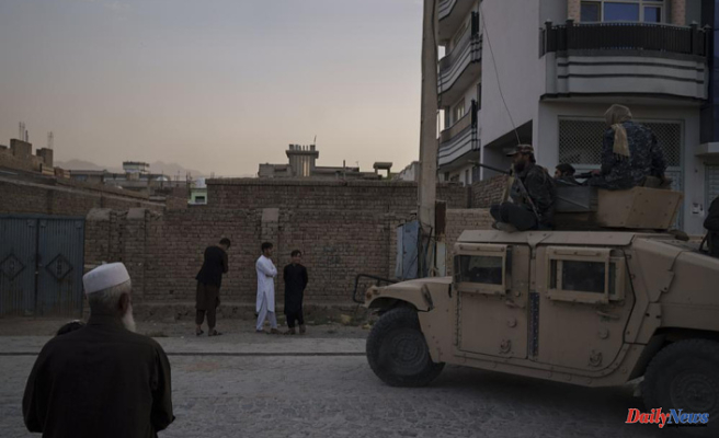 Taliban will hold their first talks since withdrawal from Afghanistan