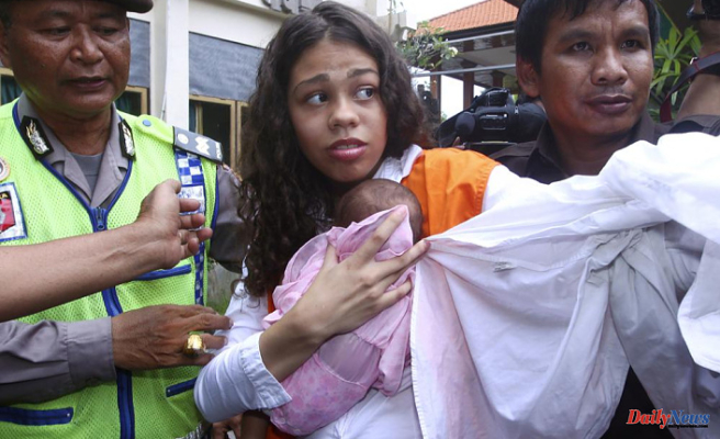 """US woman in Bali """"suitcase murder"""" to be revealed Oct. 29"""