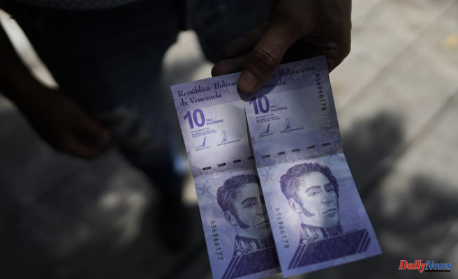 Venezuela introduces new currency with 6 fewer zeros