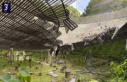 Arecibo Observatory: Torn rope, destroyed the famous...