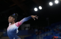 Suni Lee takes gold medals to Auburn; Biles finishes...