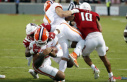 Clemson drops to No. 25 in AP Poll, snapping top-10...