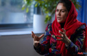 Female ex-Afghan leader continues fighting from exile