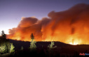 The fire that threatened Lake Tahoe is now contained...