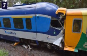 Frontal thrust: Dead and injured in train accident between the Czech Republic and Germany