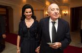 Vicky Safra and her children are now owners of Switzerland's J. Safra Sarasin and Brazil's Banco Safra.