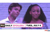GH Spoilers: July 6, 2021: Stalker Spencer pursues Trina Robinson