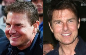 The shocking physical change of Tom Cruise: unrecognizable and disfigured