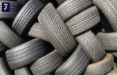 After careful Consideration: from an old car tyre of useful foam is