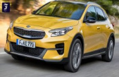 Kia XCeed as a Plug-in Hybrid: From the beautiful voltage