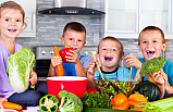 Fruit & Vegetables – an essential component of children's diet as per USDA guidelines