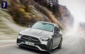 New Mercedes-Benz C-class: unabashedly in the footsteps of sister S