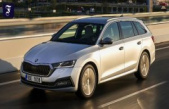 Škoda Octavia with natural gas: the best in the end