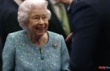 After a hospital visit, Queen Elizabeth II is back at the castle