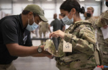 The Army provides armor for smaller troops when right-sizing the force