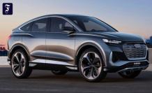 Electric SUV from Audi: Polarized at the poles
