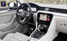 Infotainment in the Test: In the Passat, a fresh Online blowing Wind