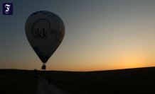 Rhineland-Palatinate: One dead after crash of a hot air balloon