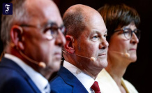 Scholz's candidacy: The limits of left economic policy