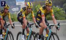 Tony Martin at the wheel-spectacle: The policeman of the Tour de France