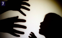 Traces of violence: Traumatized children age faster