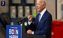 Biden on Kenosha: We have a President who rekindles the flame