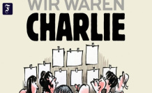 Charlie Hebdo published in: Mohammed is back to the cartoon