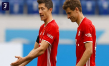 Stress in the Bundesliga: the Problem of displacing, until it crashes