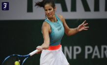 Tennis-ladies in Paris: Julia Görges in the second round of the French Open