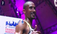 Runner Homiyu Tesfaye: farewell to the Marathon