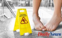 The Health Risks Associated with Sweaty Feet