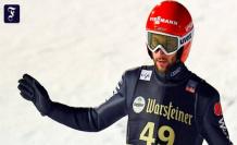 Ski jumping in Willingen: happy ending for iron Bichler