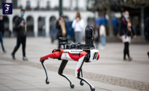 After outrage: New York police stop using robot dog