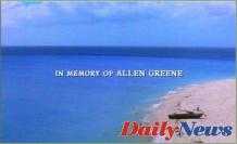 Who is Allen Greene (In Memory of) from Shawshank Redemption?