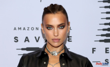 Kanye West and Irina Shayk photographed together as Love rumors continue