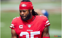 CB Richard Sherman, a free agent, is charged with domestic violence burglary