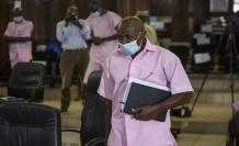 Declared guilty for terrorism the hero of the movie 'Hotel Rwanda'