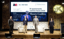 Mauro F. Guillén: In Spain there is a competence deficit in the educational sector at all levels