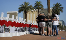"""Fourth year after Las Vegas massacre: """"Be there for one another"""""""