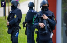 A manhunt is underway: police are investigating an alleged Letter from the Volatile of Oppenau