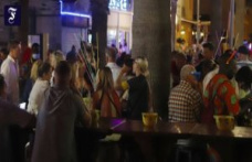 According to the parties without distance: Mallorca, the ham streetincludes