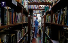 Frankfurt's literature Association: books from all over the world